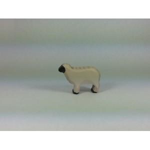 Mouton blanc mini