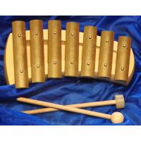 Métallophone Glockenspiel pentatonique (432 hz)