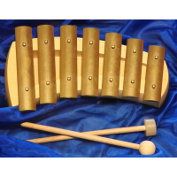 Glockenspiel pentatonic (432 hz)