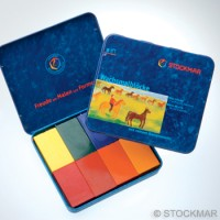 Stockmar wax blocks - 8 colours