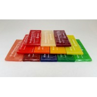 Beeswax, modeling dough Stockmar, 12 colors