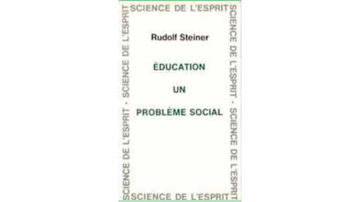 Éducation un problème social