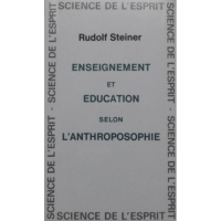 Enseignement et éducation selon l'anthroposophie