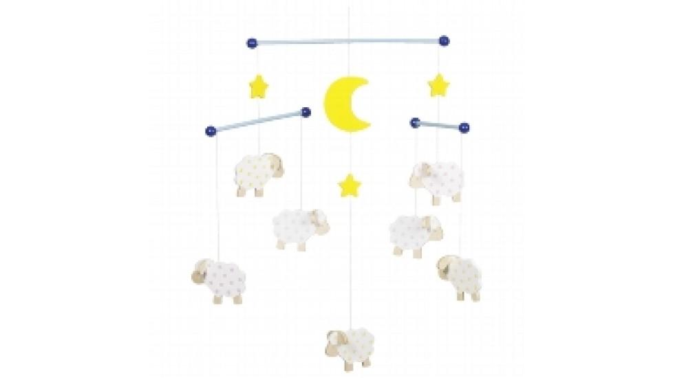 Mobile de moutons Goki