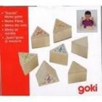Mémo des sons - Goki