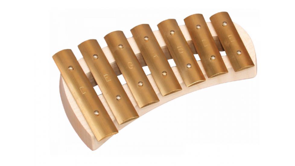 Métallophone (Glockenspiel) Pentatonique ARQUÉ
