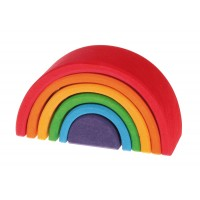 Rainbow medium stackable
