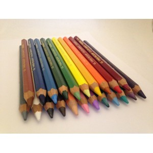 Lyra color Giants lacquered - 22 pencils