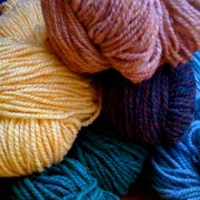 Knitting, crocheting & weaving