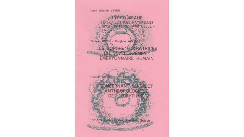 Forces formatrices du développement embryonnaire humain (Les) - Concernant l'aspect anthropologique de l'eurythmie