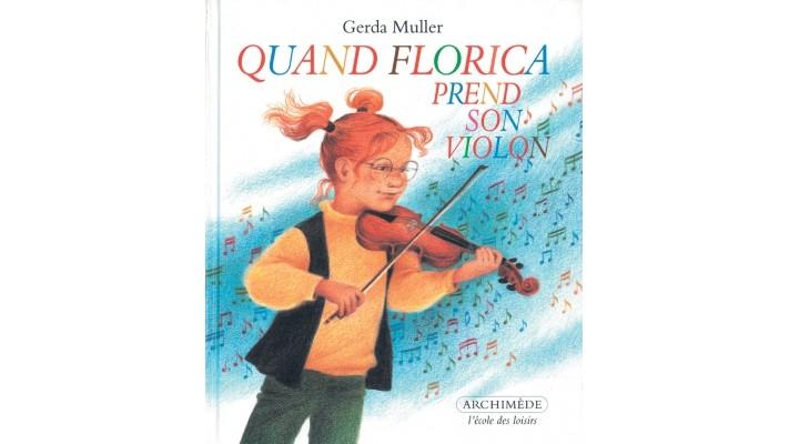 Quand Florida prend son violon