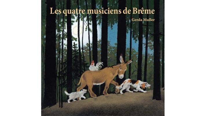 Quatre musiciens de Brême (Les) -  Album
