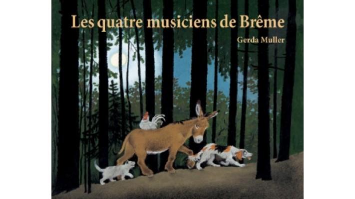 Quatre musiciens de Brême (Les) - mini-format