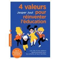 4 valeurs pour réinventer l'éducation