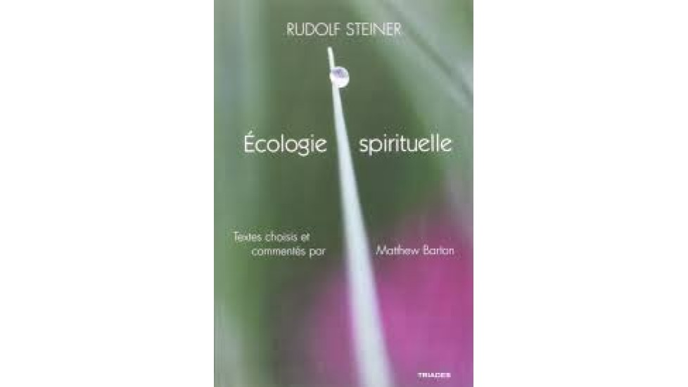 Écologie spirituelle