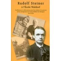 Rudolf Steiner à l'école Waldorf