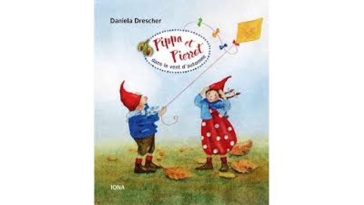 Pippa et Pierrot dans le vent d'automne