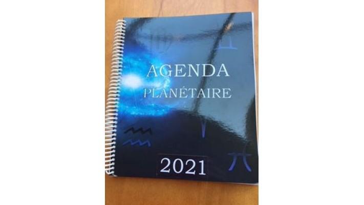 Agenda Planétaire 2021
