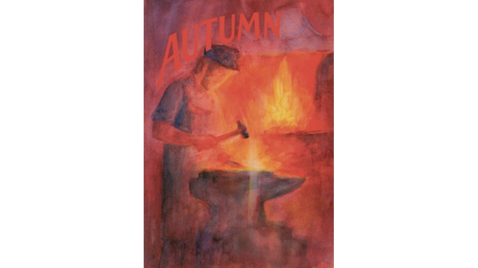 Autumn. A Collection of Poems, Songs and Stories for Young Children