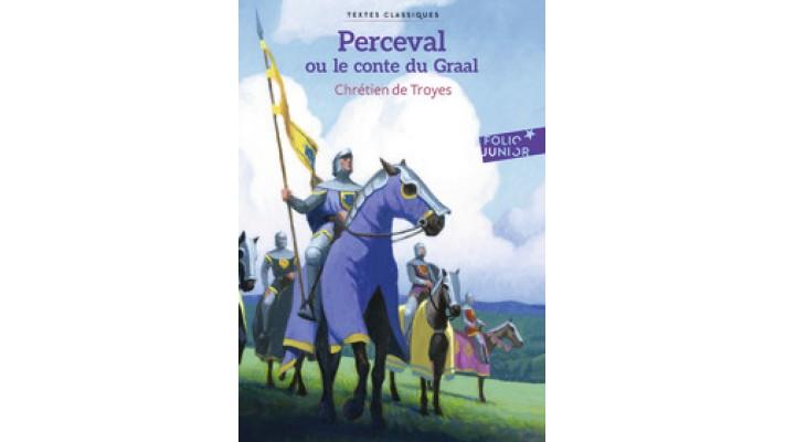 Perceval ou le conte du Graal - Texte adapté pour la jeunesse