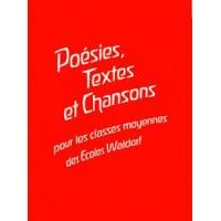 Poésies, textes et chansons pour les classes moyennes des Écoles Waldorf