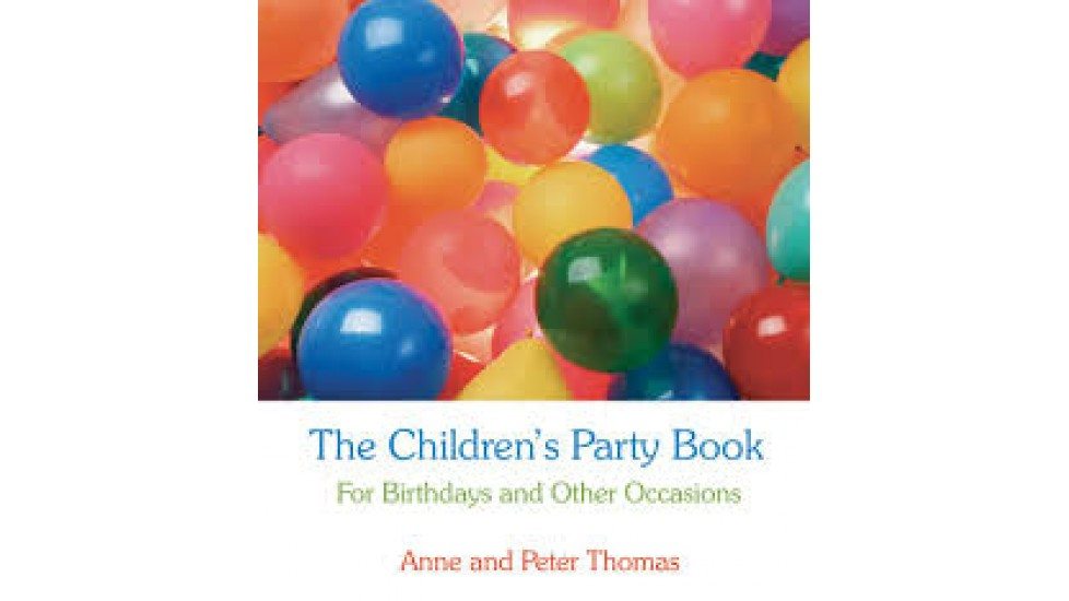 Children's Party Book (The)