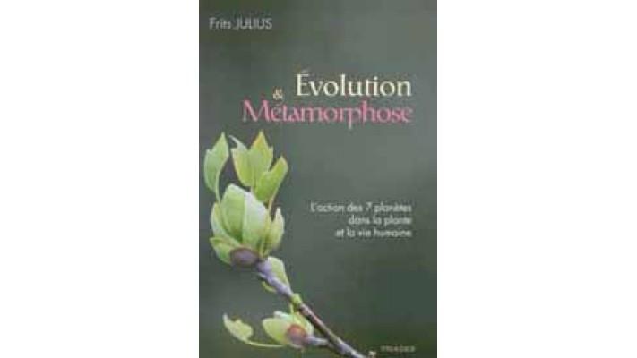 Evolution et métamorphose