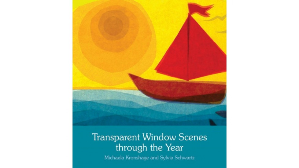 Transparent Windows Scenes Through the Year