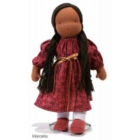 Waldorf Doll 16in, Marcella