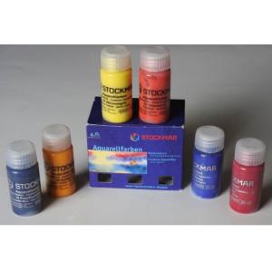 Watercolour paint 6 colours