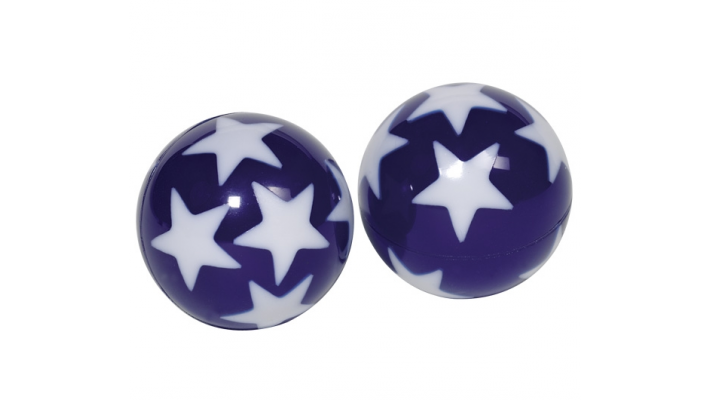 Bouncing ball «Starry»