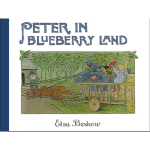 Peter in Blueberry Land (mini)