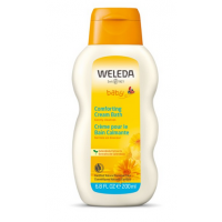 Weleda comforting cream bath