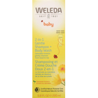 Weleda, Gentle shampoo and body wash 2-in-1