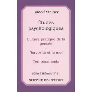 Culture pratique de la pensée - Études psychologiques