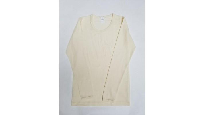 Sous-vêtements laine et soie pour enfants à manches longues (1/1)