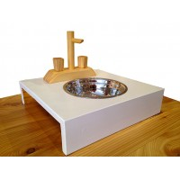 Sink unit for kitchenette