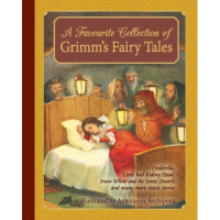 Favorite Collection of Grimm's Fairy Tales (A)