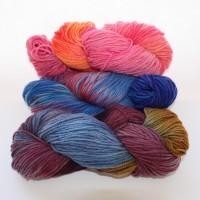 Laine Briggs & Little Softspun - Coloris Hand Painted