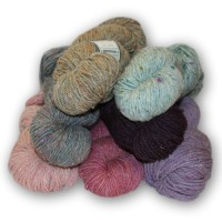Laine PeaceFleece Worsted - Coloris Variés