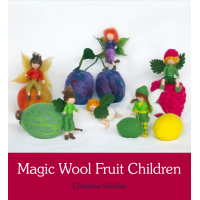 Magic Wool Fruit Children