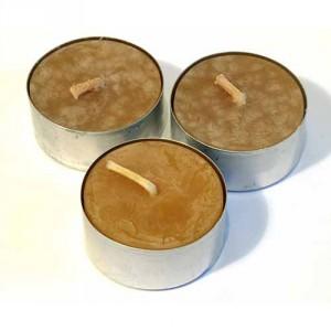 Bougies chauffe-plat