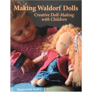 Making Waldorf Dolls
