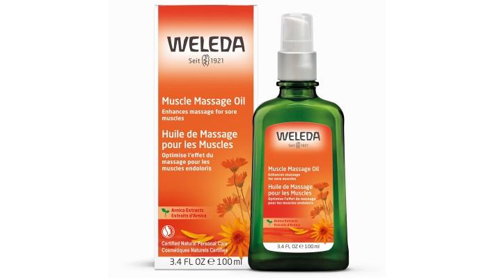 Weleda - Huile de Massage pour les muscles
