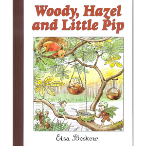 Woody, Hazel and Little Pip